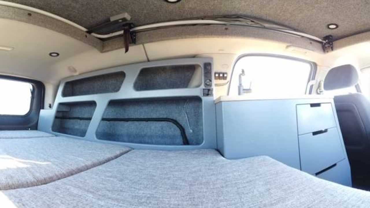 Chevy Suburban Camper Is Chock Full Of Neat Features