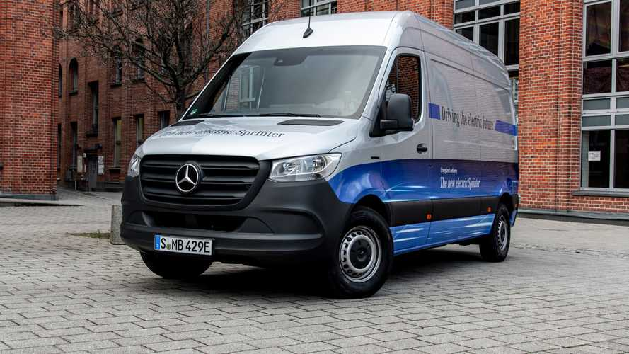 Mercedes Explains Why eSprinter Is Not Coming To The U.S.