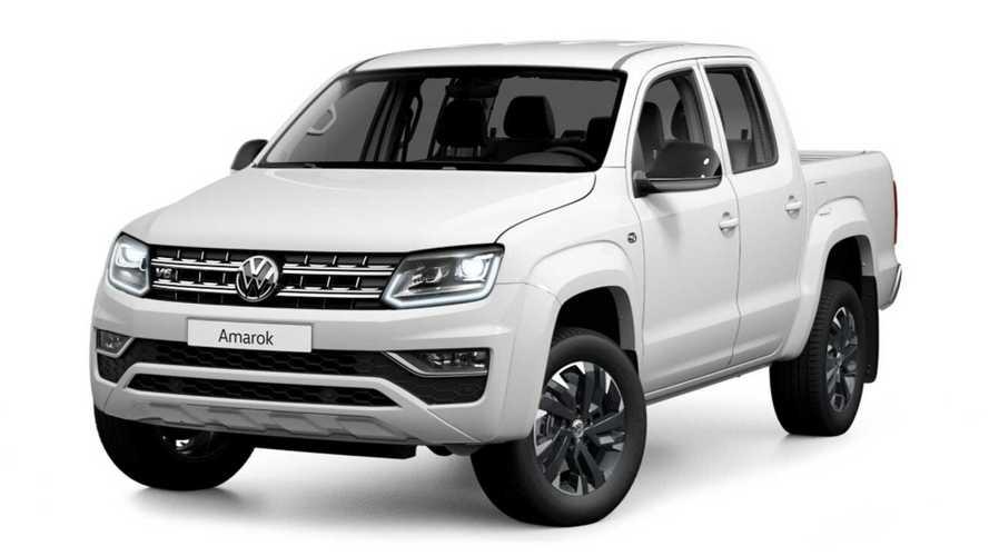 Volkswagen Amarok 2020 chega com retoques visuais e novos equipamentos