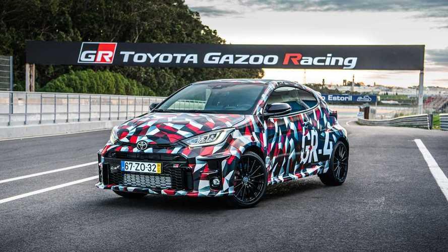 Újabb részletek kerültek napvilágra a Toyota GR Yarisról.