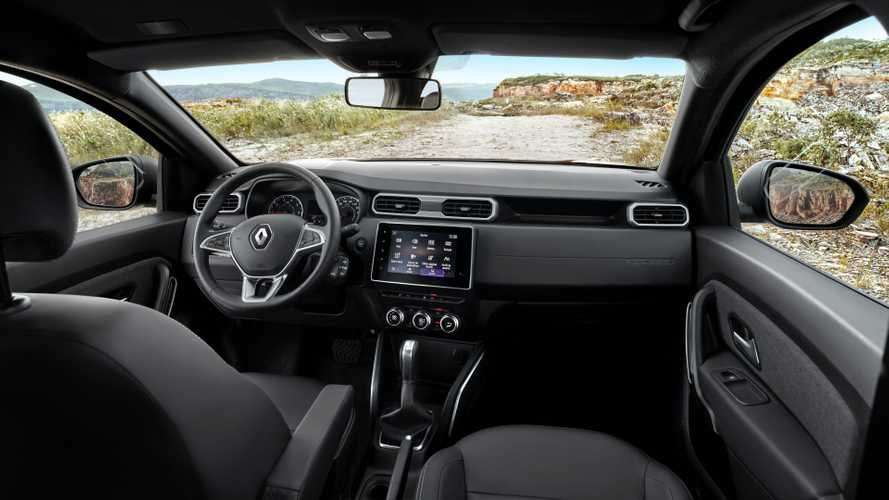 Novo Renault Duster 2021 - Brasil