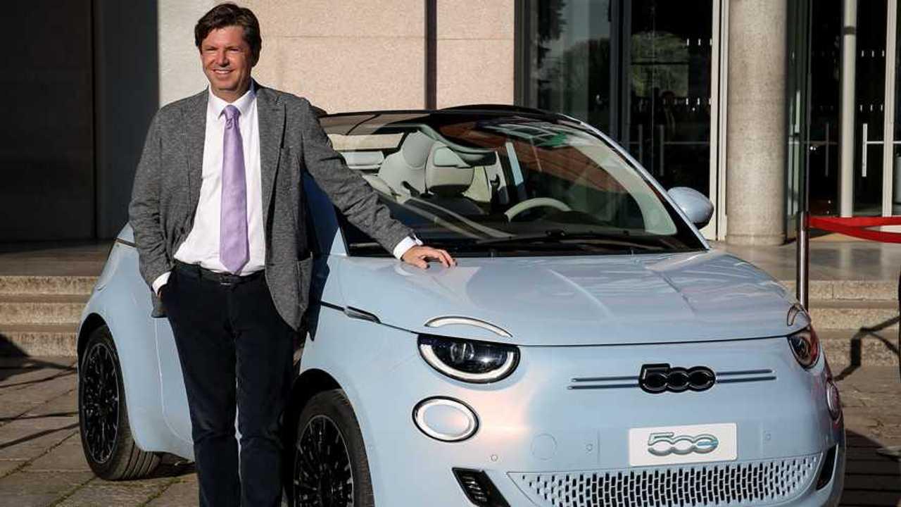 Olivier Francois, President Fiat Brand Global