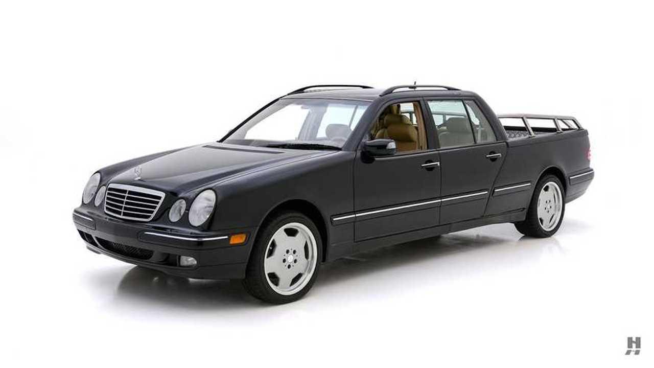 2000 Mercedes E-Class Pickup For Sale