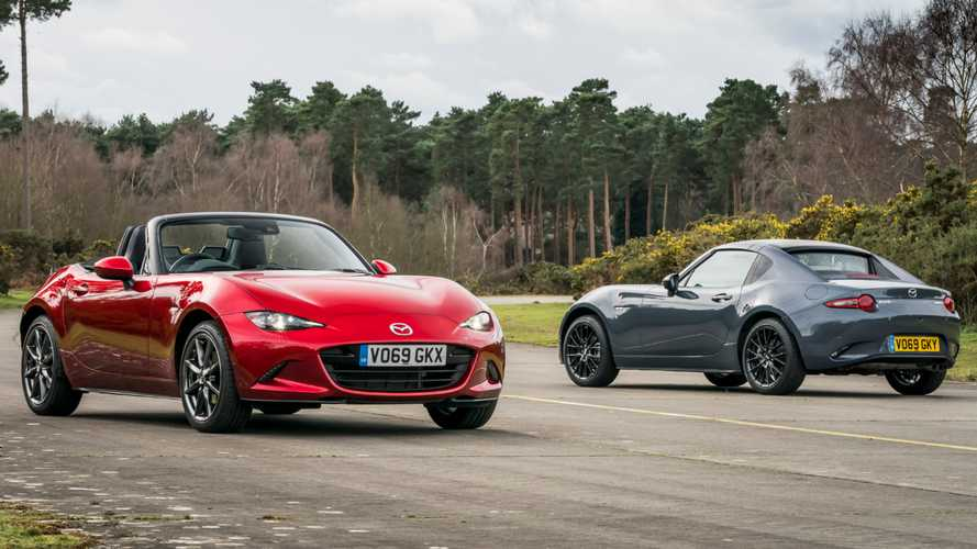 Mazda MX-5 gets new high-spec trim level as part of 2020 update