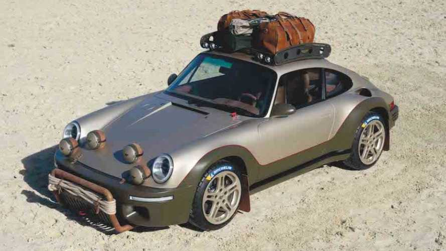 Ruf Rodeo Concept arrives as off-road ready, custom Porsche 911