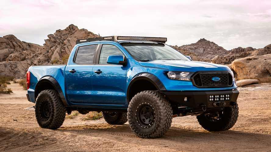 El Ford Ranger Prorunner by APG no es un Raptor, pero intimida igual