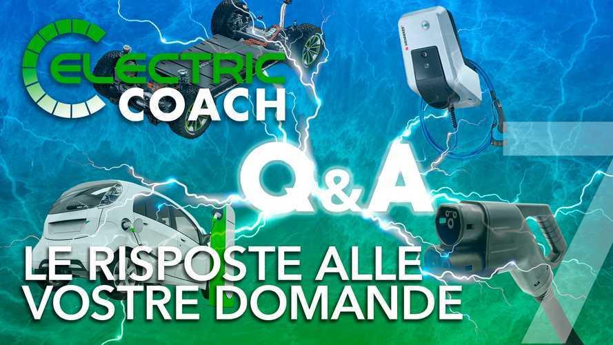"""Electric Coach: domande e risposte """"a raffica"""" sulle auto elettriche"""