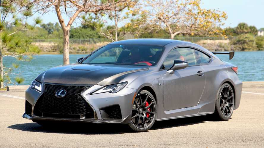 2020 Lexus RC F Track Edition: Review