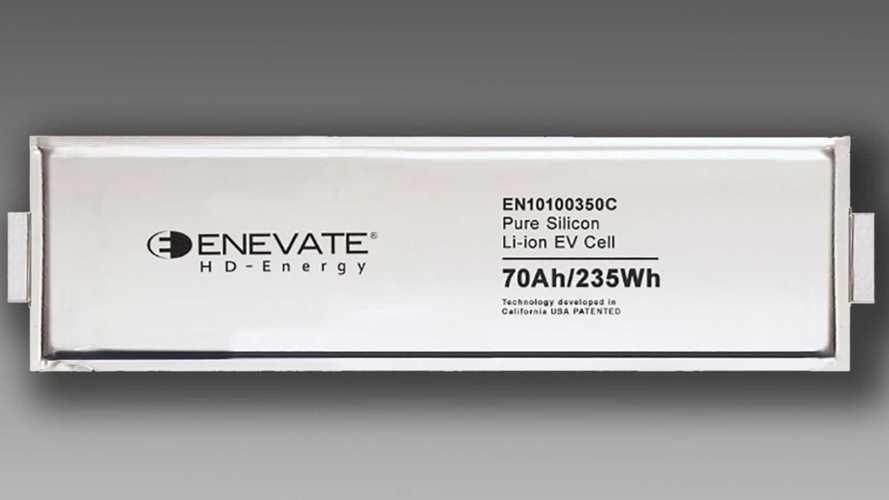 Batterie, il silicio puro e il target di 400 km ricaricati in 5 minuti