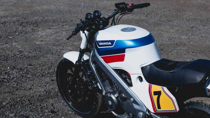 Kaspeed Custom Motorcycles Honda NTV650 Roadster