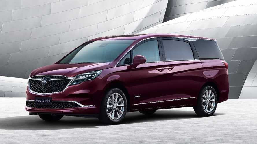 Buick GL8 Avenir Fully Revealed In China As Four-Seat Luxury Minivan