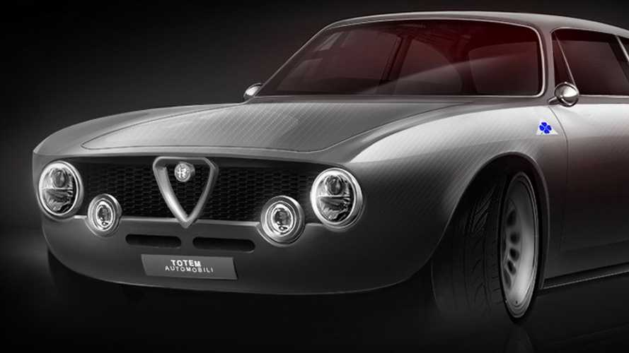 Electric Alfa Romeo GT Junior Restomod Is The Stuff Of EV Dreams