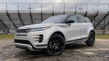 2020 Land Rover Range Rover Evoque: Review