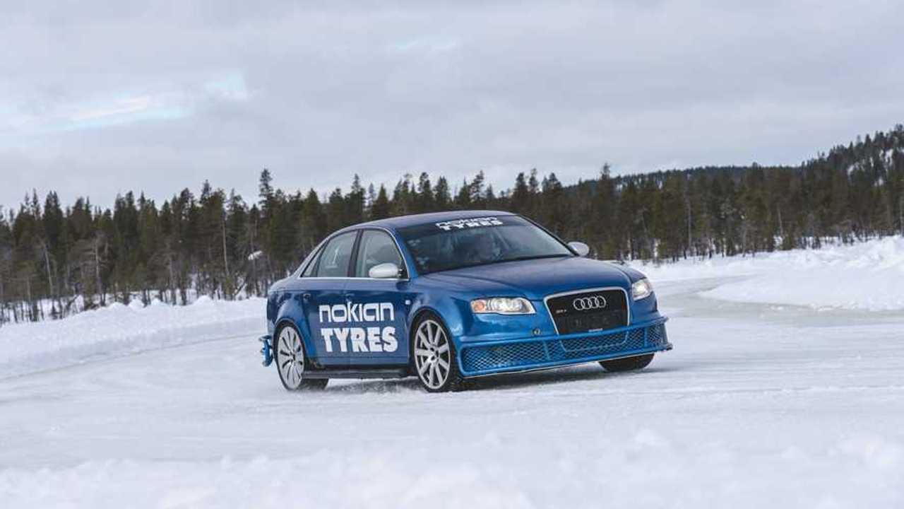 Essai pneu hiver - Nokian Tyres