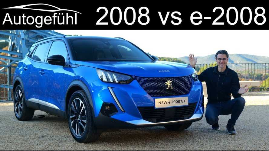 Autogefühl: Peugeot e-2008 Is Very Fun To Drive: Video