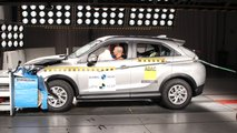 Latin NCAP - Mitsubishi Eclipse Cross 2020