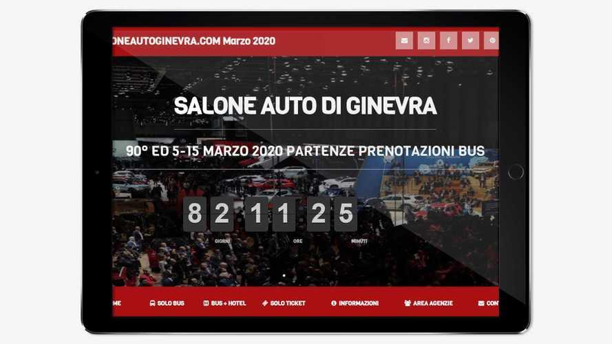 Salone di Ginevra, dal 2020 è più digital con una App personalizzabile