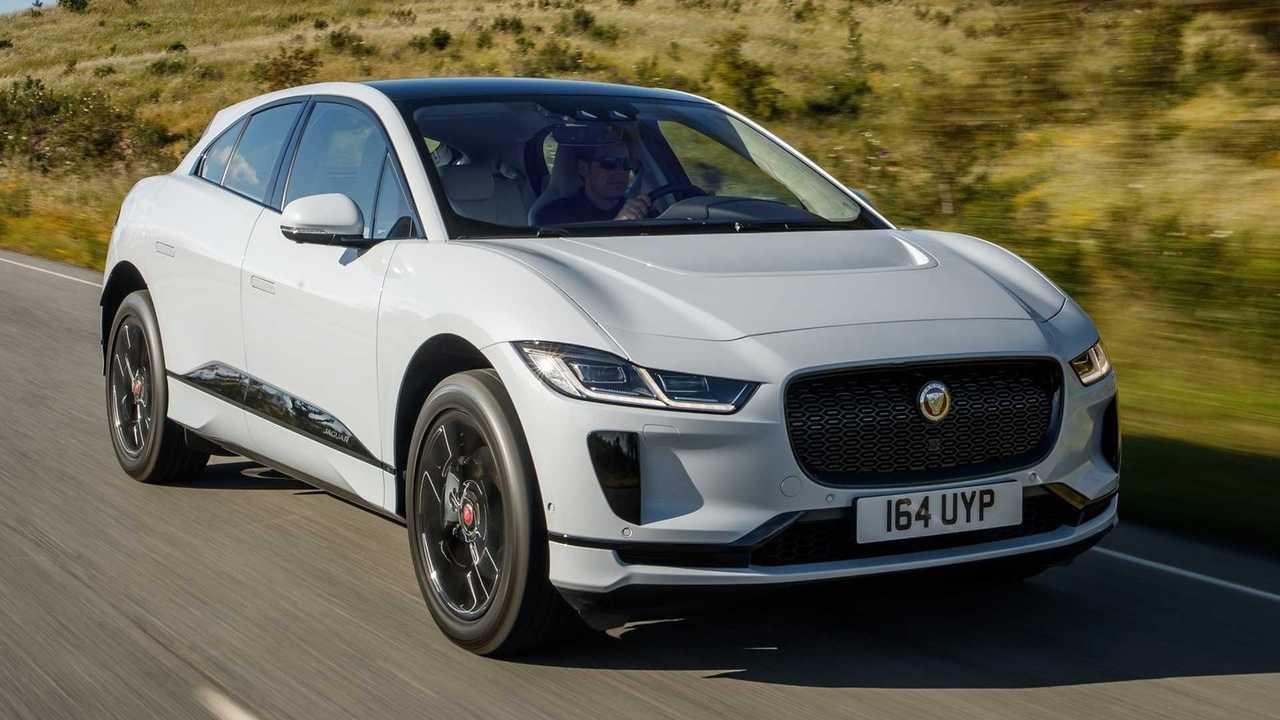 Mondo e Regno Unito - Jaguar I-Pace
