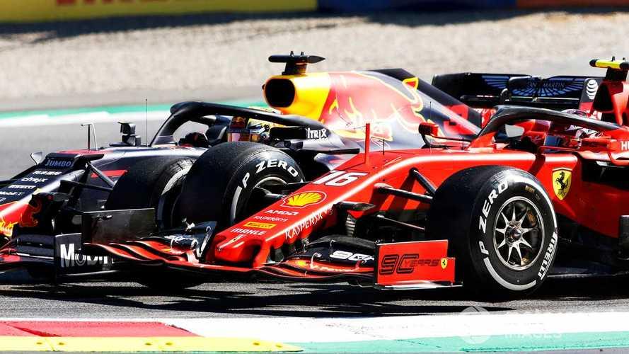 Verstappen: Inconsistent F1 stewards like football referees