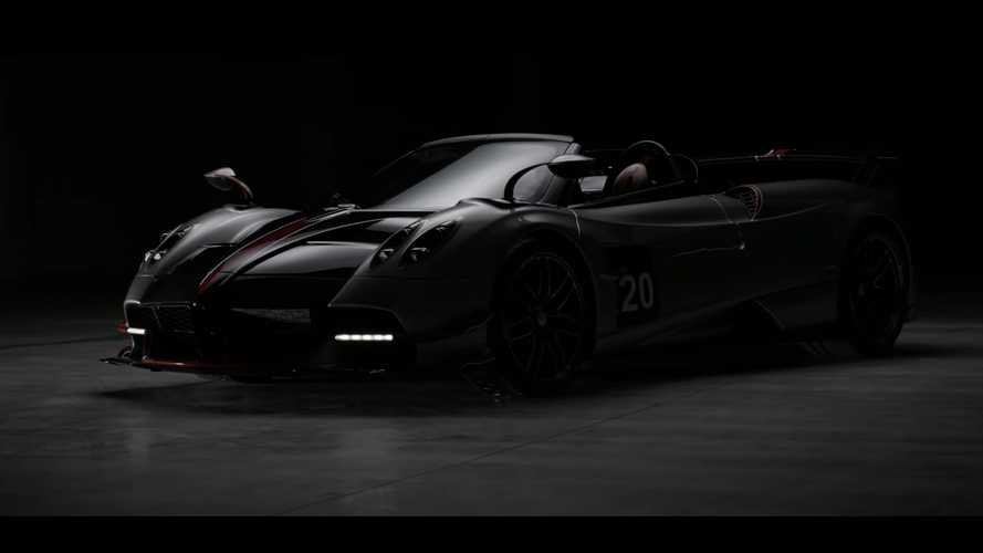 Pagani short documentary tells the story of Huayra Roadster BC