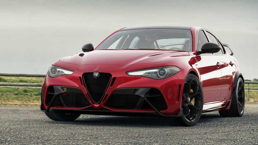 Alfa Romeo Giulia GTA 2020: 540 CV para la salvaje berlina italiana