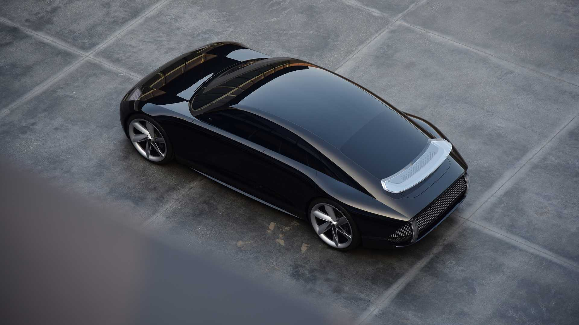 Rumour: Hyundai to launch Ioniq 6 next year
