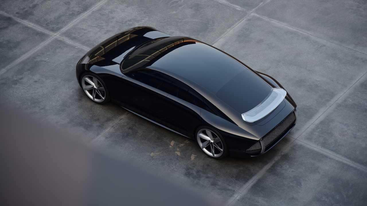 Concetto profezia Hyundai
