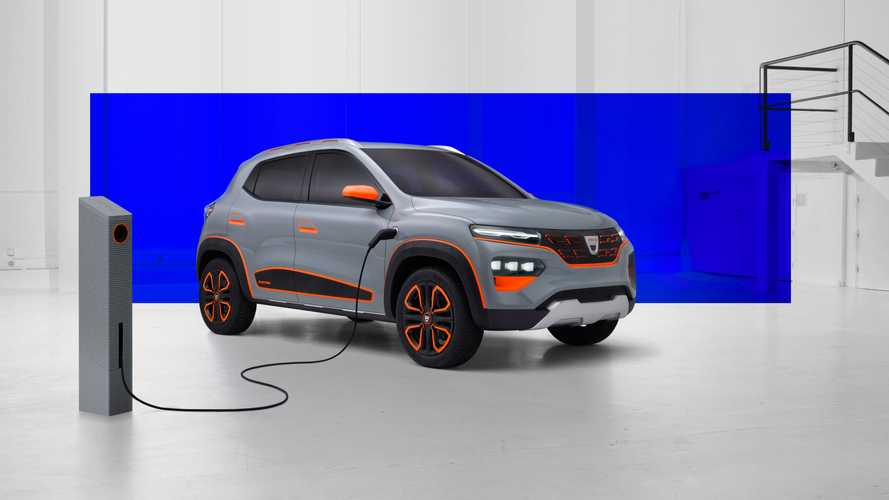 Dacia Presents Renault City K-ZE As The Spring Electric Showcar