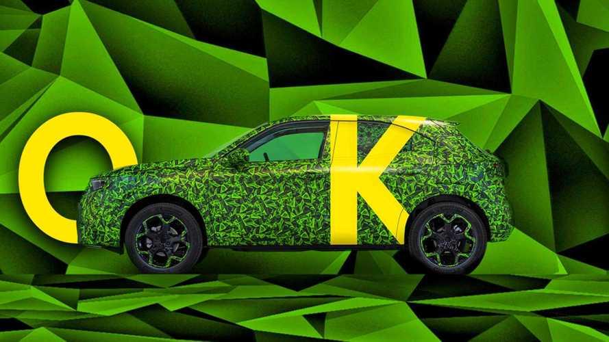 Nuova Opel Mokka, si parte prima con l'elettrica