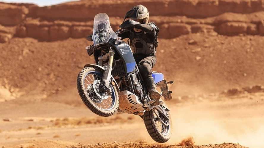 Check Out Yamaha's Factory Accessories For The Ténéré 700