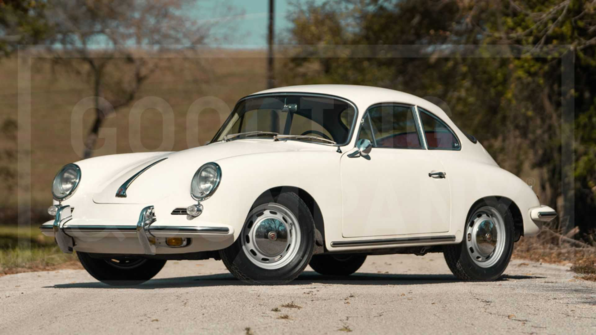 "[""Bid On An Original 1965 Porsche 356 C Coupe""]"