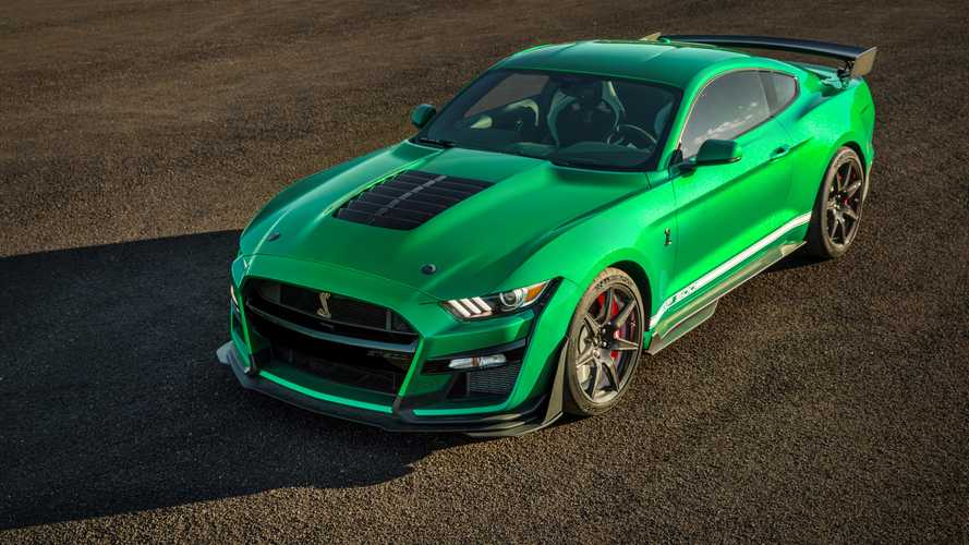 First 2020 Ford Mustang Shelby GT500