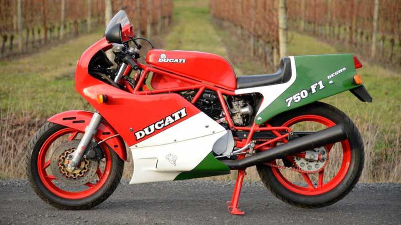 1987 Ducati F1 750