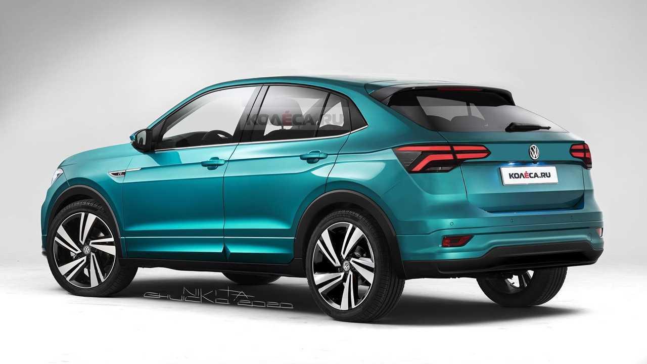 2021 VW Nivus rendering