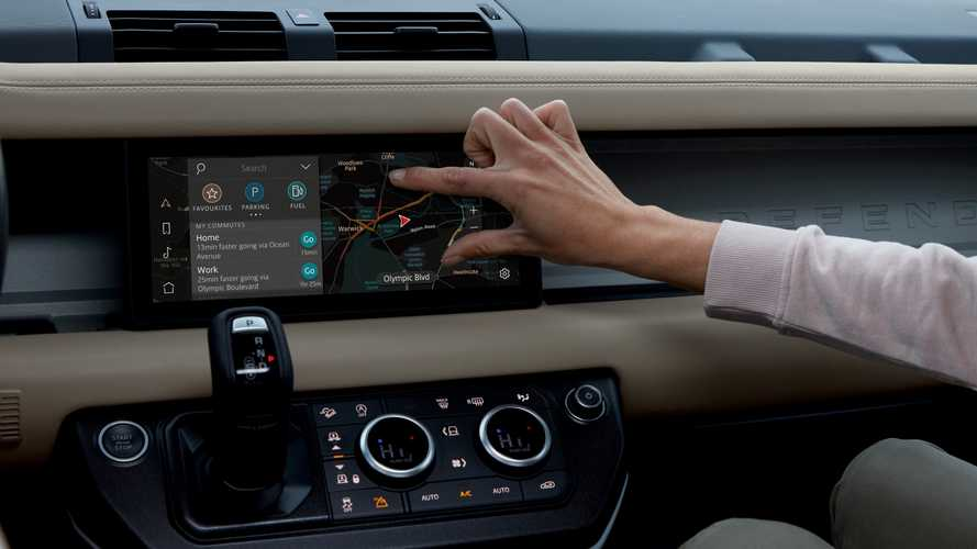 Land Rover Defender showcases dual eSIM connectivity at CES
