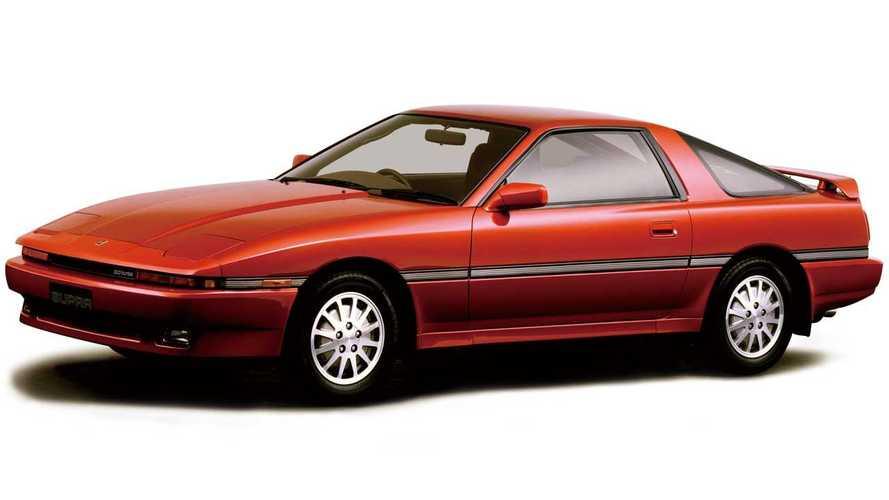 Toyota снова начнет делать запчасти для старых Supra