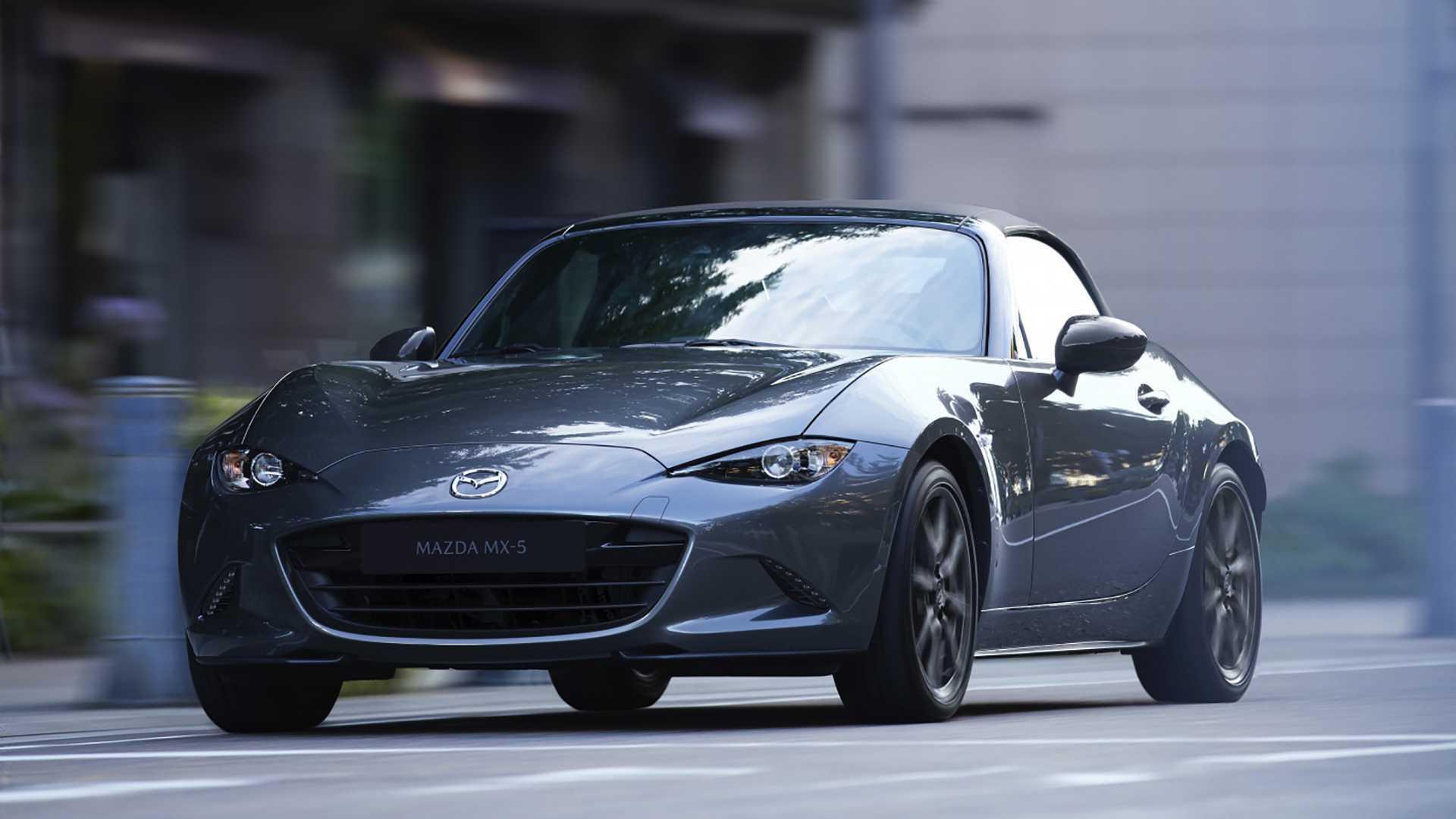 2020 Mazda Miata Reviews