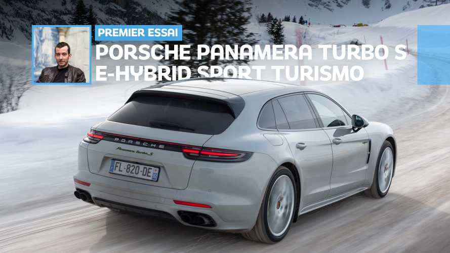 Essai Porsche Panamera Turbo S E-Hybrid Sport Turismo - Réponse cohérente à un législateur incohérent