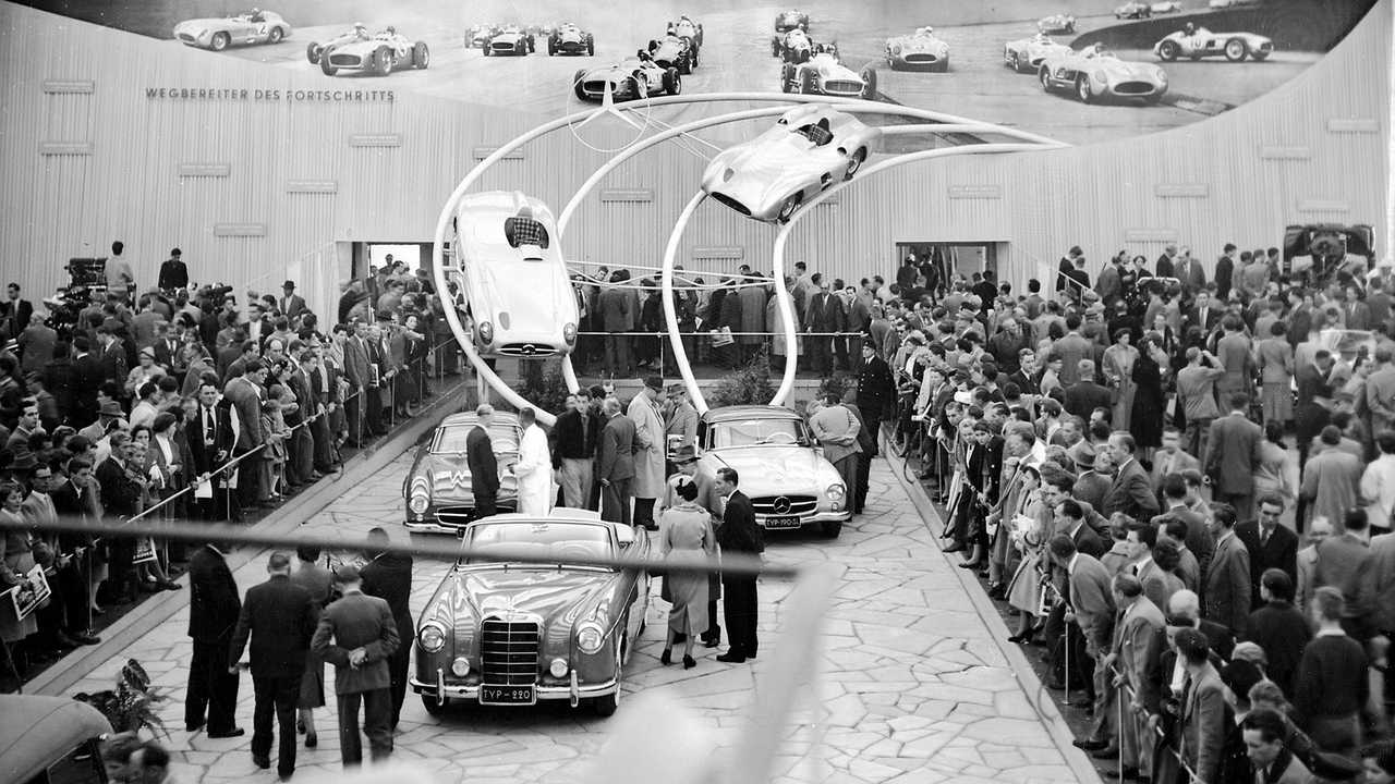 IAA-Historie: 1955