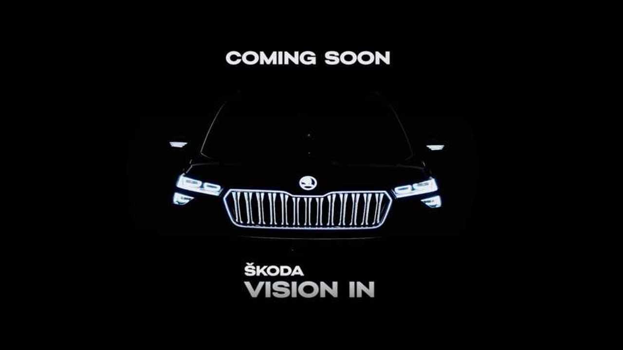 Skoda Vision IN