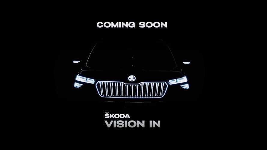 Skoda Vision IN, nuovi dettagli dal video ufficiale