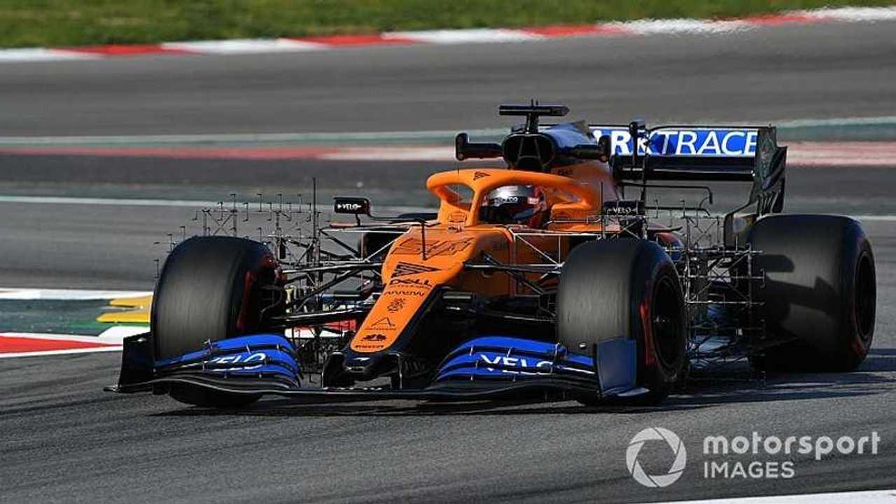 Carlos Sainz Jr, McLaren F1