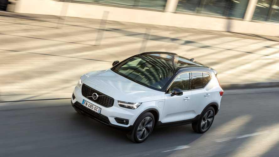Le Volvo XC40 reçoit un nouveau moteur hybride rechargeable