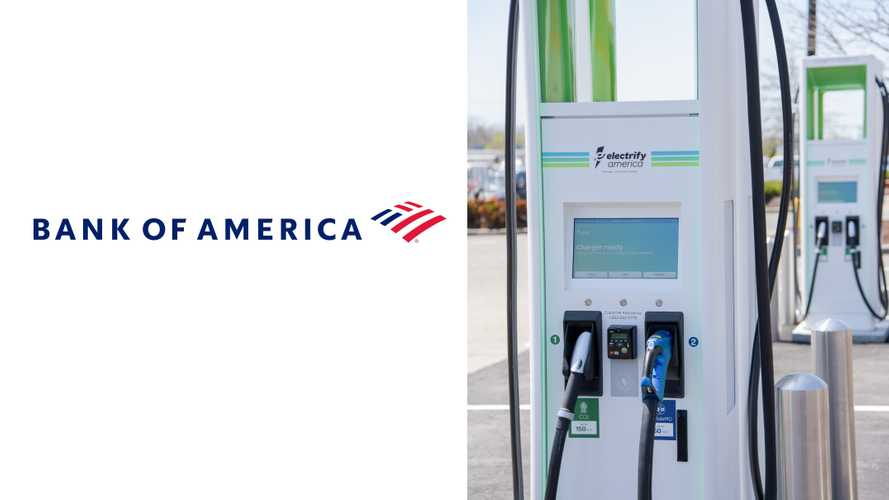 Electrify America To Install Chargers At Bank Of America Locations
