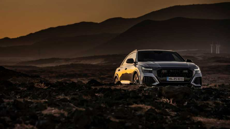 2020 Audi RS Q8 first drive