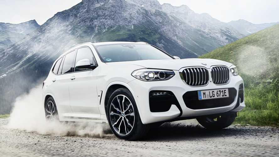 2020 BMW X3 Plug-In Hybrid Priced At $49,545