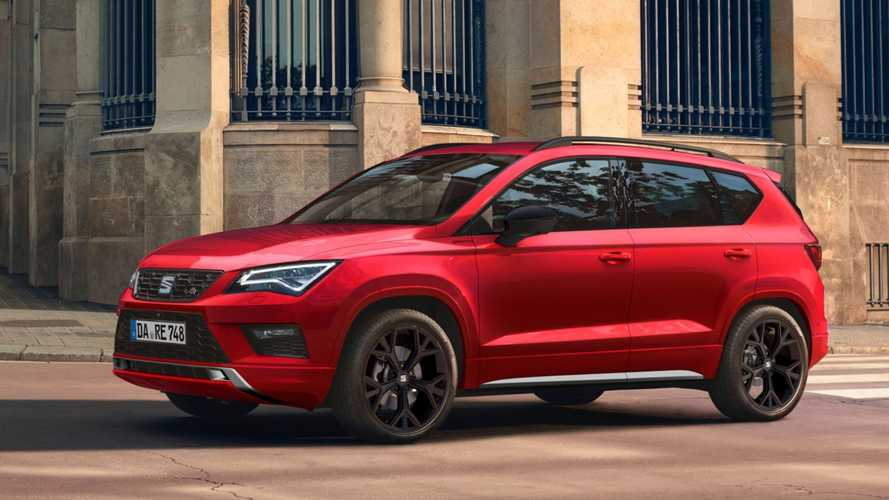 Seat Ateca FR Black Edition und Leon TGI FR Black Matt Edition