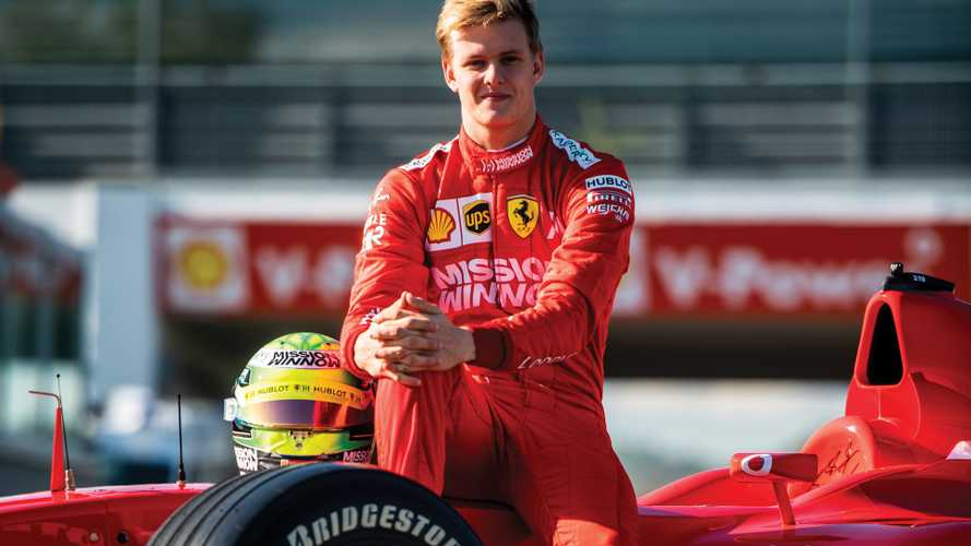 Ferrari 'pretty sure' Schumacher will be F1 seat contender