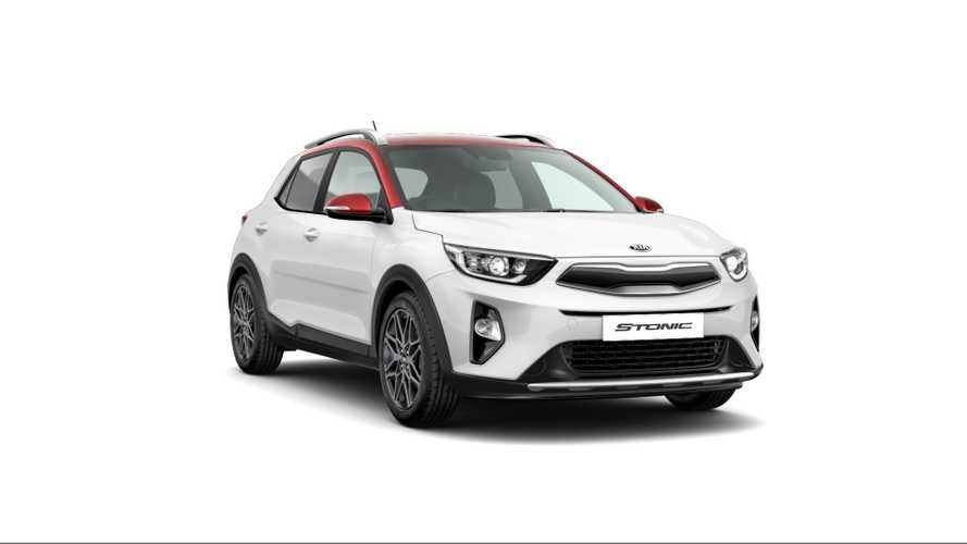 Kia starts 2020 with colourful new special-edition Picanto and Stonic