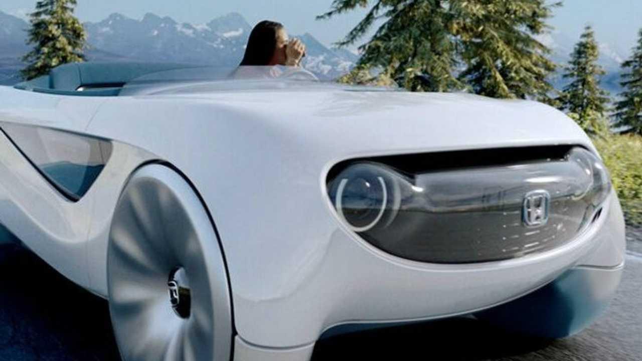 Honda: Augmented Driving Concept
